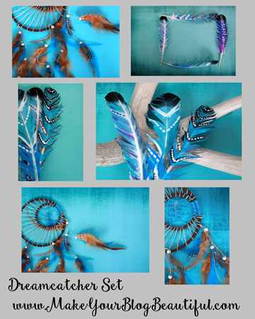 Styled stock photos dreamcatcher
