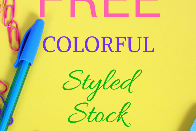 Get 13 Free Colorful Styled Stock Images