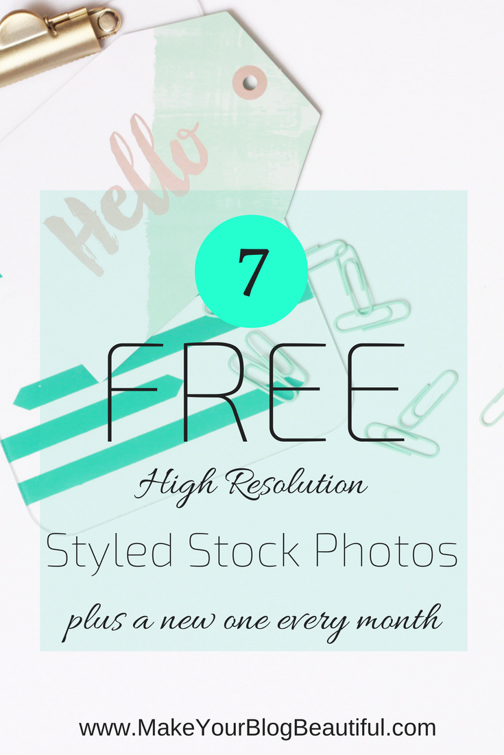 Get 20 free styled stock photos when you sign up for my free resource library.  Use them on your blog, social media, products, videos, and more.  All images are high resolution and ready to be instantly downloaded.  See you there!
